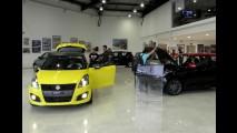 Volta Rápida: Swift Sport empolga na pista, mas desanima no preço