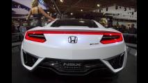 Mostrado no Salão de SP, Honda NSX 2015 já esgotou no Reino Unido