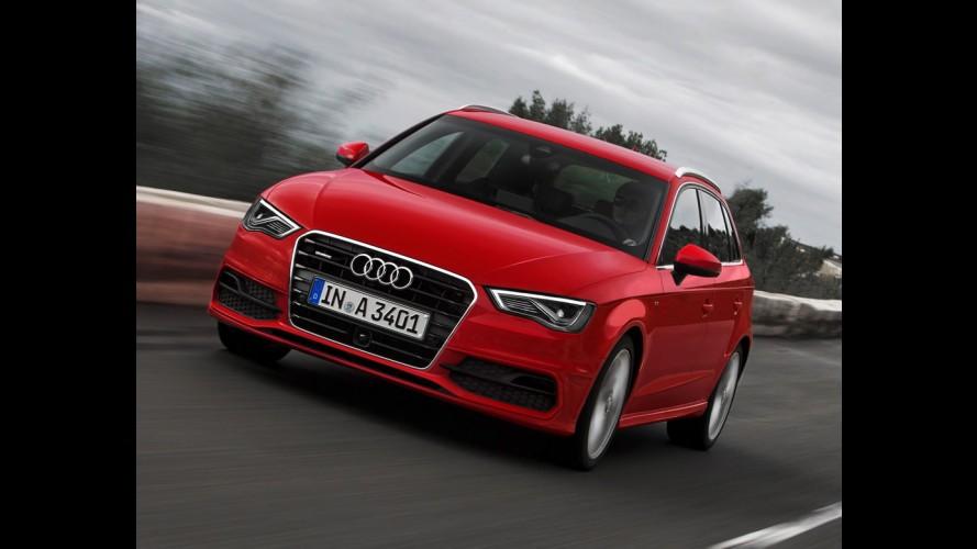 Audi A3 Sportback tem preço inicial de R$ 94.700 na versão 1.4 TFSI