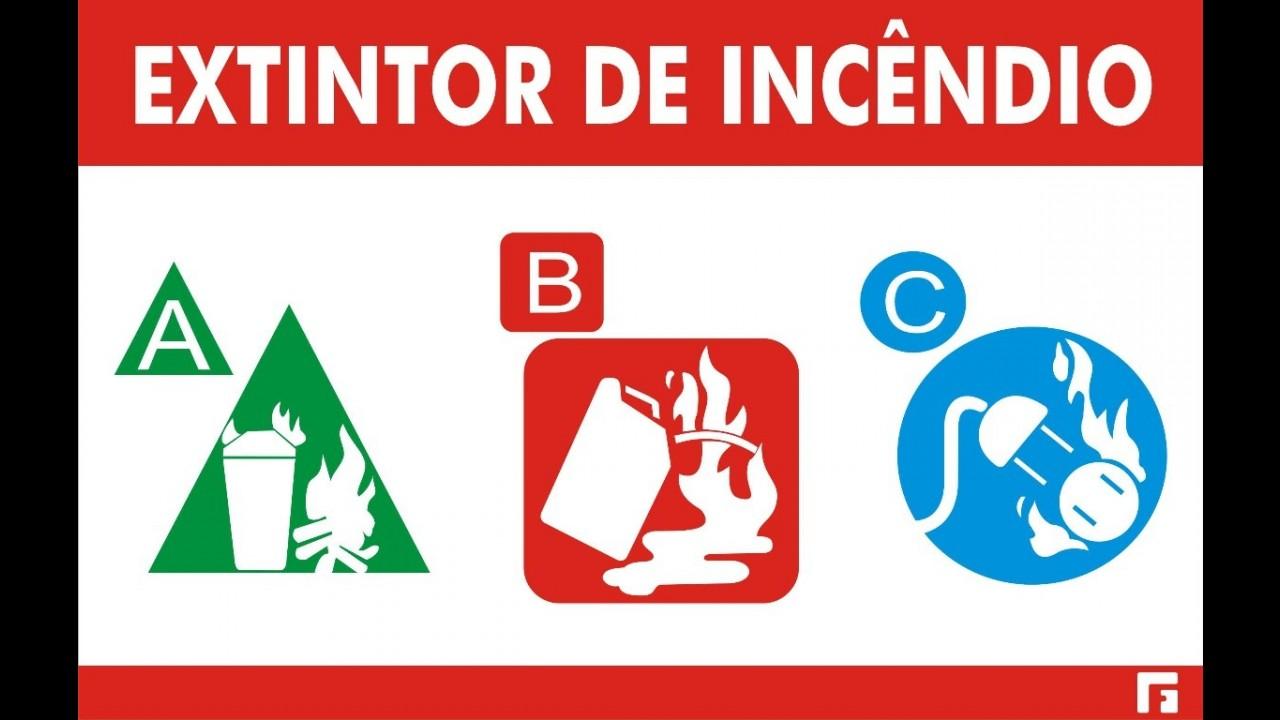 Extintores tipo ABC serão obrigatórios a partir de janeiro