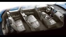 Novo Nissan Pathfinder 2013: imagens mostram interior da versão conceitual
