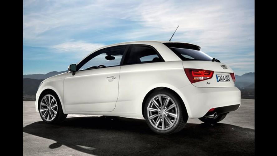 Confirmado: Audi A1 também receberá a transmissão quattro
