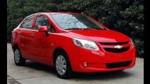 Vendas Globais: Chevrolet vendeu um novo carro a cada 7,4 segundos em 2010