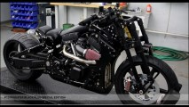 Confederate Motorcycles revela sketch da nova C2 P-51 Fighter