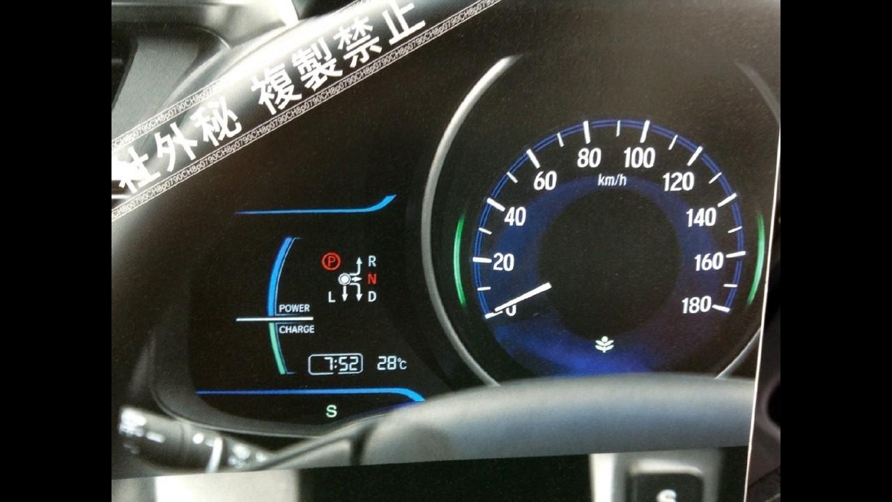 Honda confirma nova geração do Fit para setembro no Japão