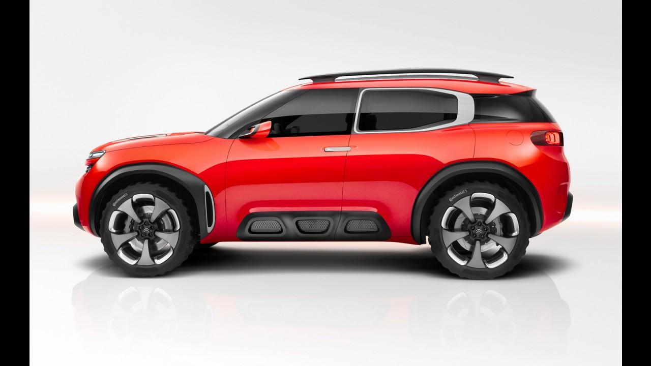 "Citroën Aircross Concept antecipa SUV grande e ""descolado"" - veja fotos"
