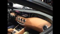 Frankfurt: sofisticado e esportivo, Mercedes Classe S Cabriolet chega em 2016