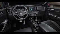 Kia Sportage 2016: veja fotos oficiais do interior e todos os detalhes técnicos