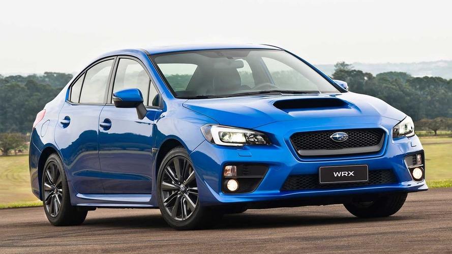 Subaru WRX é vendido com desconto de R$ 17,2 mil e taxa zero