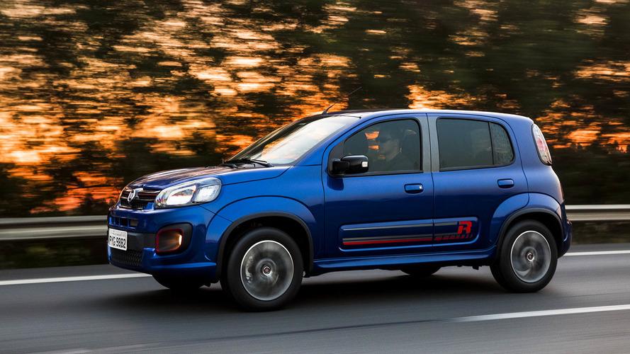 Recall - Fiat convoca 17 mil unidades de Uno e Strada no Brasil