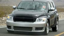2008 Chevy HHR SS Turbo Spy Photos