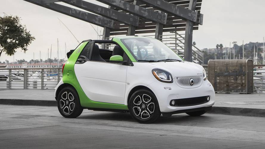 2018 Smart ForTwo Electric Drive Cabriolet Review: Fun Without Function