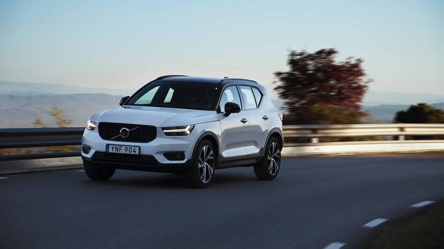 Volvo XC40 wins European Car of the Year