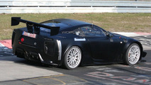 Lexus LF-A Racecar at Nurburgring