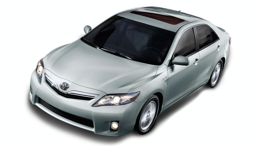 2012 Toyota Camry could be unveiled later this year