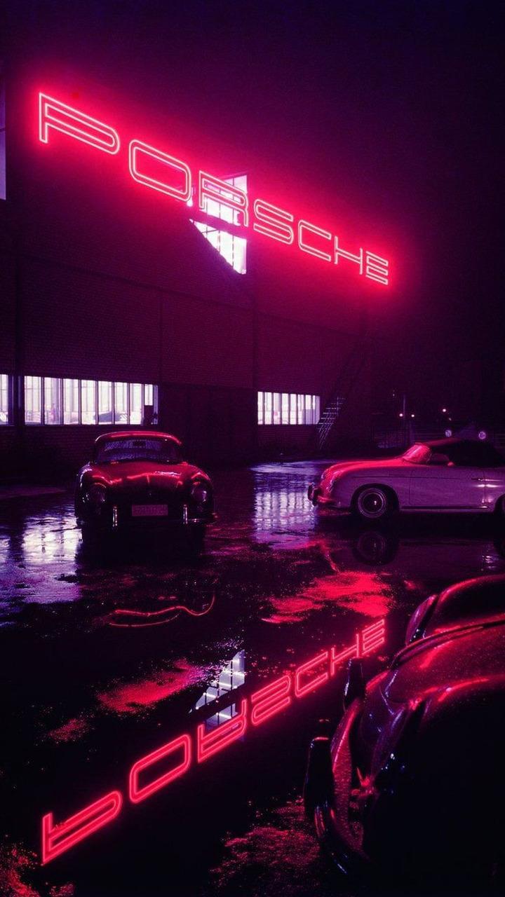 Porsche Plant 2 at Zuffenhausen, 1955 - 17.03.2010