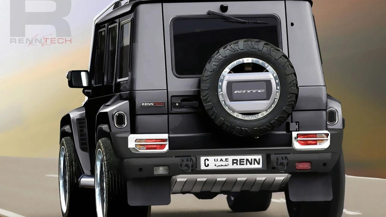 RENNtech G Wagen CDI Concept