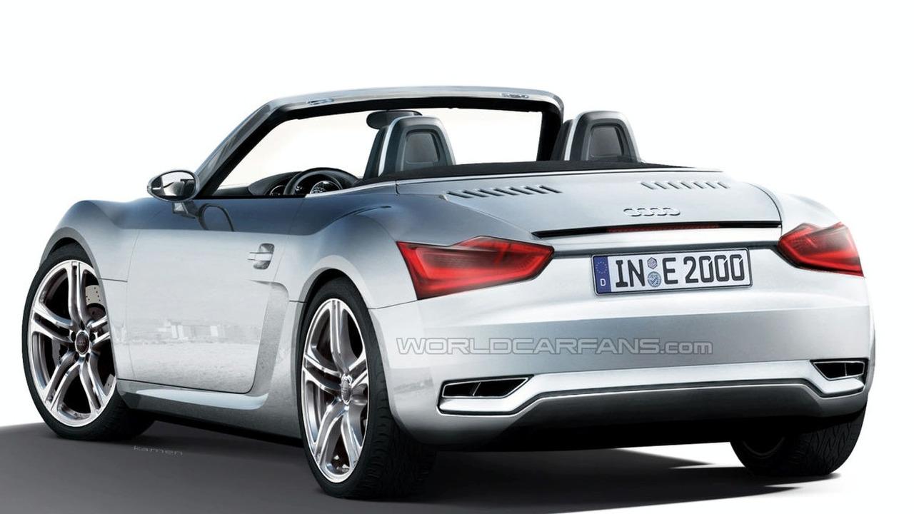 Audi R4 artist rendering