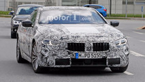 BMW 8 Serisi üretime hazır ön farlar casus fotoğraflar