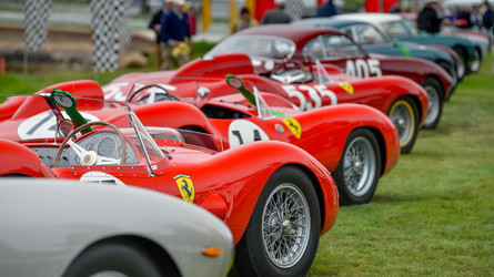 Explore the 2017 Pebble Beach Concours d'Elegance Gallery