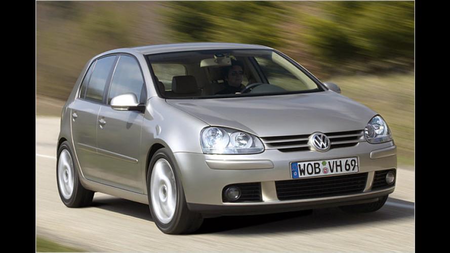VW Golf: Jetzt mit 140-PS-TSI und DSG zu haben