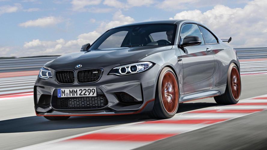 BMW M2 CSL ekstra aero güncellemeleriyle yorumlandı