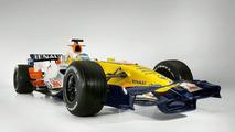 Renault's 2008 F1 Challenger