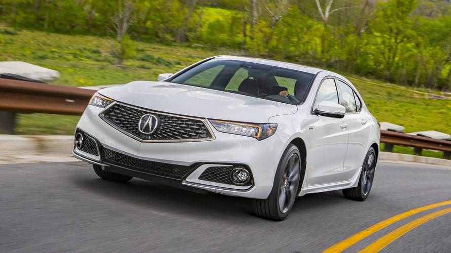 Acura Tlx Pricing >> 2019 Acura TLX Expands A-Spec Trim To Four-Cylinder Models
