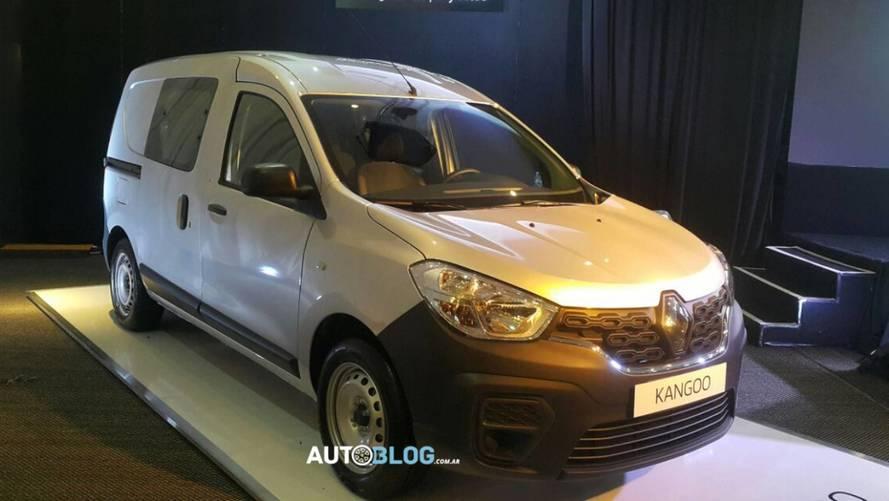Novo Renault Kangoo já aparece para concessionários na Argentina