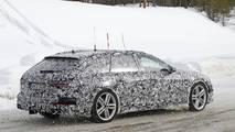 2020 Audi S6 Avant spy photo