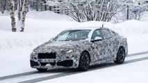 BMW 2 Series Gran Coupe Spy Shots