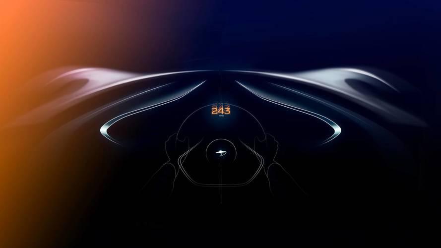 Teaser - McLaren BP23
