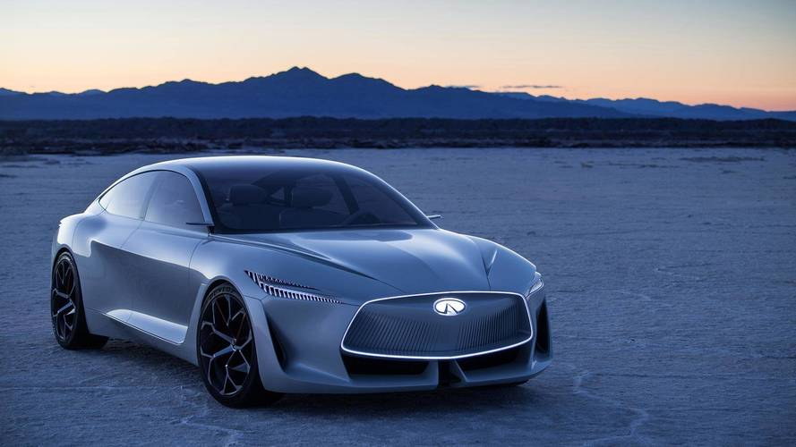 Infiniti Q Inspiration concept previews the next-generation