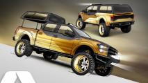 Ford F 150 al SEMA 2016 001