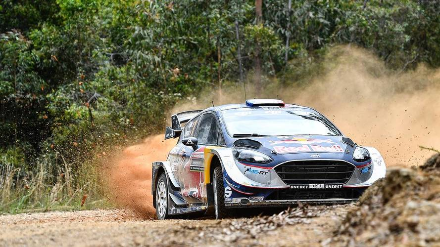 Ford name set to return to World Rally Championship