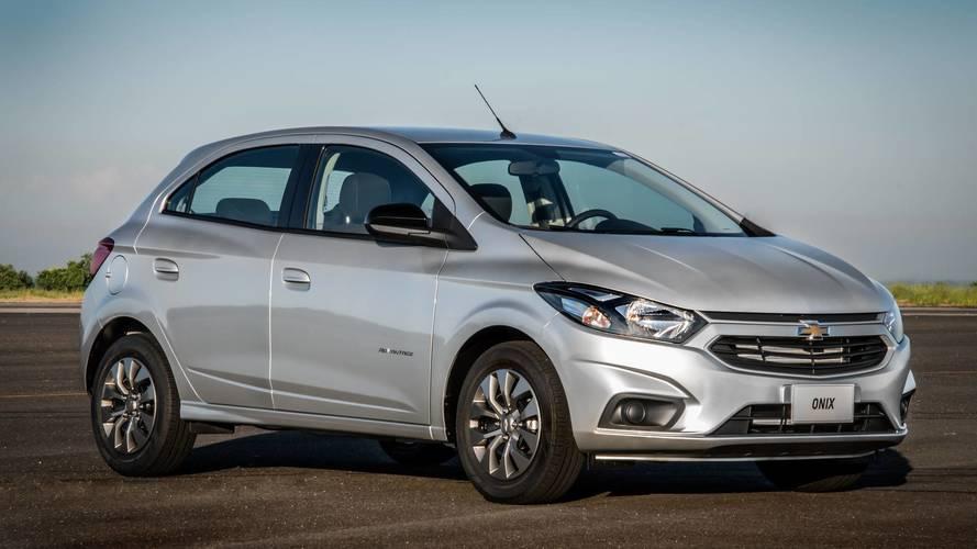 Chevrolet alcança marca de 15 milhões de veículos vendidos no Brasil