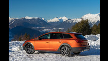 Seat 4Drive, la prova sulla neve
