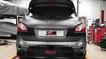 Nissan Qashqai préparé par Severn Valley Motorsport