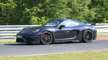 Flagra - Porsche 718 Cayman GT4 facelift