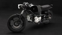 Sputafuoco Ducati Pantah Motorcycle