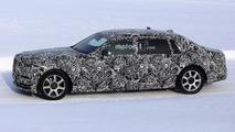 2018 Rolls-Royce Phantom Extended Wheelbase spy photo