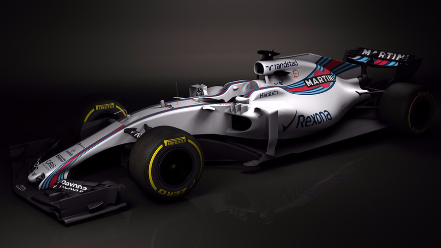 2017 - Williams FW40 F1