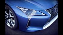 Filmfahrzeug: Der Lexus Skyjet