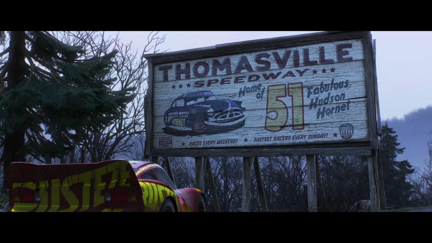 Le second trailer de Cars 3