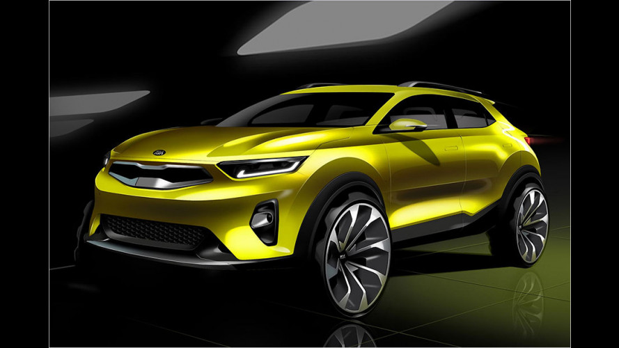 Korea-Konkurrent des Opel Crossland X holt Anlauf