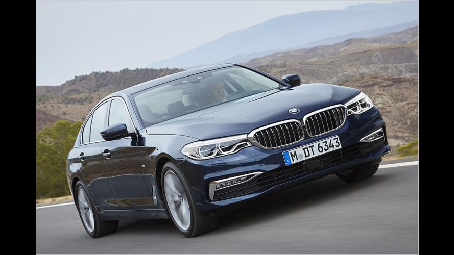BMW, Mercedes oder Audi?