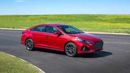 2018 Hyundai Sonata Refresh Goes Above And Beyond