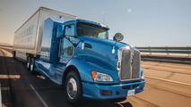 Toyota Project Portal Hydrogen Fuel Cell Semi Truck