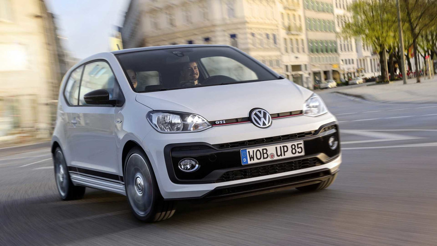Surprise, voici la Volkswagen up! GTI !