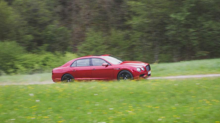 Essai - Bentley Flying Spur W 12 S